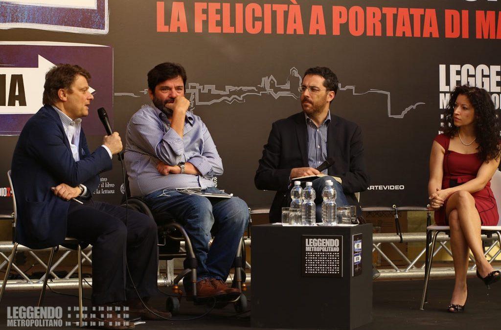 L'ABC al festival Leggendo Metropolitano