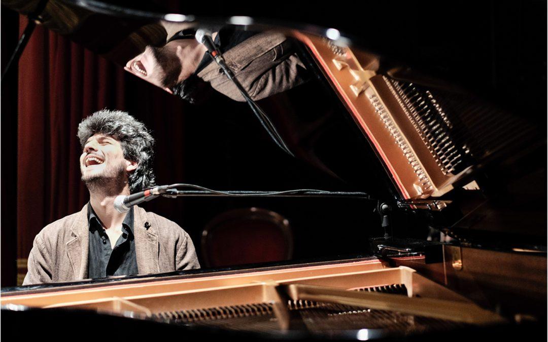Ivan Dalia in concerto per l'ABC Sardegna